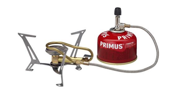 Primus Express Spider II Campingkoker goud/zilver